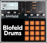 Goldbaby Productions Blofeld Drums