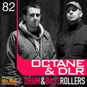 Loopmasters Octane & DLR - Drum and Bass Rollers