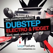 Loopmasters Punx Soundcheck Dubstep Electro and Fidget