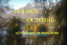 Patchpool Golden Octobre