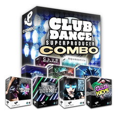 Prime Loops Club Dance SuperProducer Combo