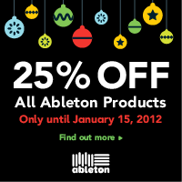 Ableton Winter Special