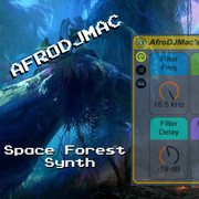 AfroDJMac Space Forest Synth