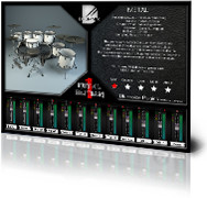 Bluenoise Plugins Drummix Metal 1