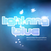 Bluezone Lightning Blue