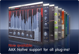 FabFilter AAX suppor