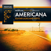 Organic Loops Americana Guitar Licks and Riffs