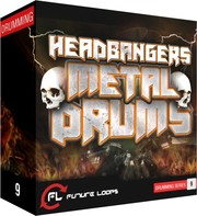 Future Loops Headbangers Metal Drums