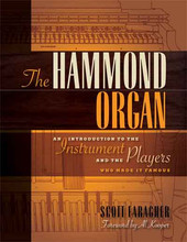 Hal Leonard Books The Hammond Organ