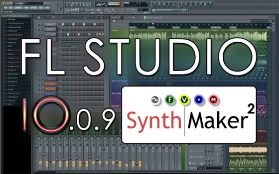 Image-Line FL Studio and SynthMaker 2