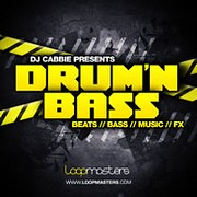 Loopmasters DJ Cabbie presents Drum and Bass