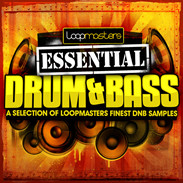 Loopmasters Essential Drum and Bass