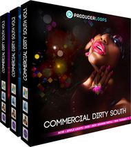 Producer Loops Commercial Dirty South Bundle
