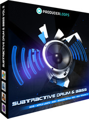 Producer Loops Subtractive Drum & Bass Vol 2