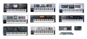 Sinevibes Roland sounds and books
