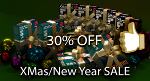 d16 group Xmas / New Year Sale
