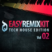 Delectable Records Easy Remix Kit - Tech House Edition Vol 2
