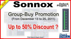Sonnox Group-Buy