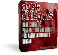 Dream Audio Tools Dark Dreams