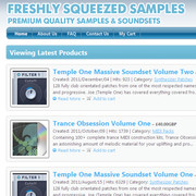 Freshly Squeezed Samples Temple One Massive Soundset Vol 2
