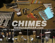 Hiss and a Roar SD009 Chimes