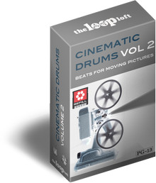 The Loop Loft Cinematic Drums Vol 2 ReFill