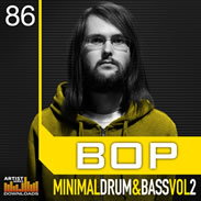 Loopmasters Bop 2 Minimal Drum & Bass Vol 2
