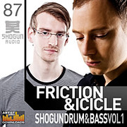 Loopmasters Friction and Icicle Shogun Drum and Bass