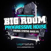 Loopmasters Monomade Big Room Progressive House