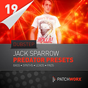 Patchworx Jack Sparrow Dubstep for Predator