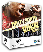 Prime Loops Dirty South Vocal Samples