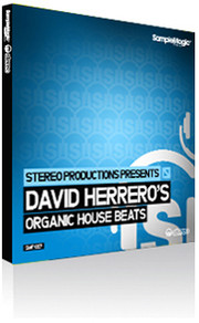 Sample Magic David Herrero's Organic House Beats
