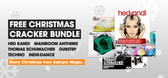 Sample Magic Free Christmas Cracker Bundle