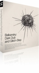 Samplephonics Balkansky Dark Dub and Glitch-Step