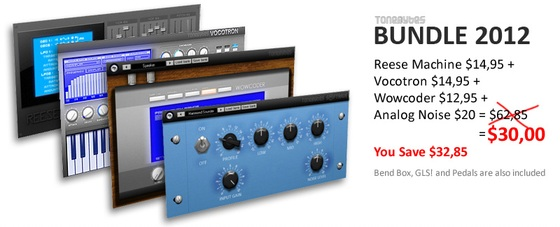 Tonebytes Bundle 2012