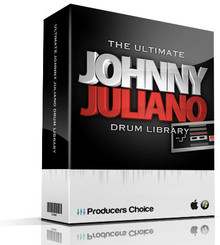 The Ultimate Johnny Juliano Drum Library