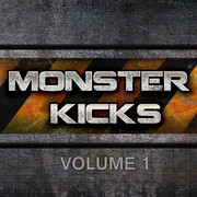 Black Octopus Sound Monster Kicks Volume 1