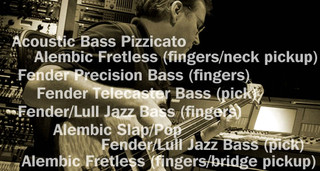 Dan Dean Basses Advanced libraries