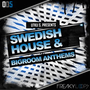 Freaky Loops Swedish House and Big Room Anthems