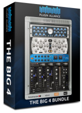 Plugin Alliance The BIG 4 Bundle
