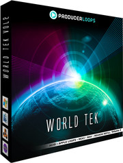 Producer Loops World Tek Vol 2