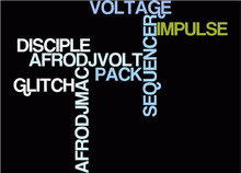 Voltage Disciple AfroDJVolt Glitch Pack