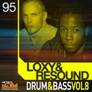 Loopmasters Loxy and Resound Drum and Bass Vol 8