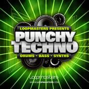 Loopmasters Punchy Techno
