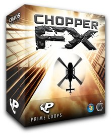 Prime Loops Chopper FX