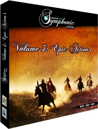 Producer Loops Symphonic Series Vol 3 Epic Action 1