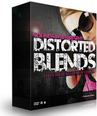 Sounds In HD Distorted Blends