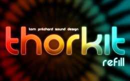 Tom Pritchard Sound Design ThorKit ReFill