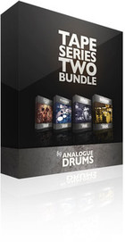 Analogue Drums Tape Series Two Bundle