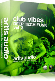 Artis Audio Deep Tech Funk Vol 3